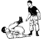 Выполнение акробатических упражнений