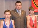 Турнир в память Героя России Крестьянинова