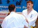 Совет ветеранов 6 ОСН проводит чемпионат по карате