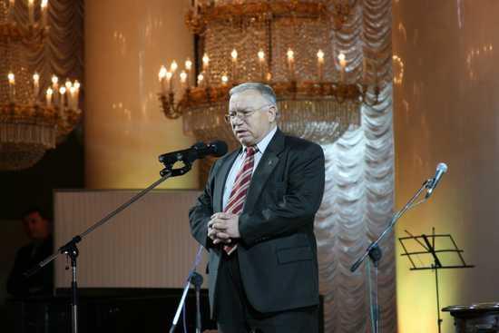 Выступление экс-министра внутренних дел России