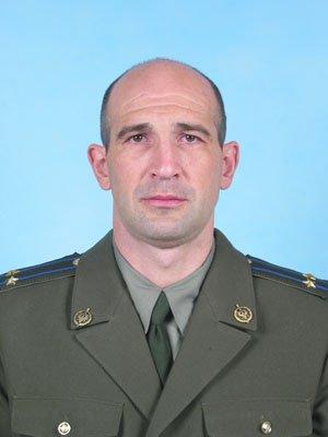 Герой России (посмертно) подполковник Разумовский Дмитрий Александрович
