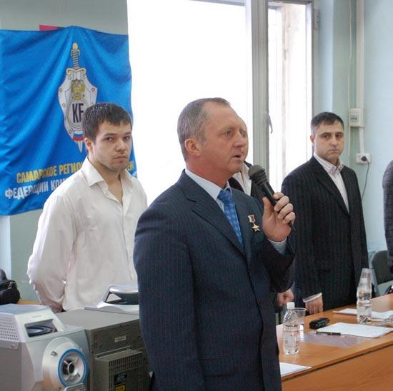 Герой России полковник в отставке Игорь Станкевич