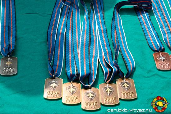 Награды участникам