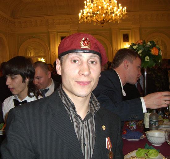 Ветеран отряда «Витязь»