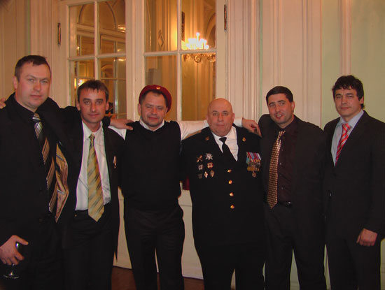 Друзья и ветераны отряда