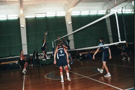 Турнир по волейболу «Память»
