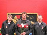 Вручены медали «30-лет Отряду Витязь»