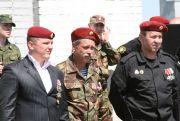 Ветераны отряда Витязь