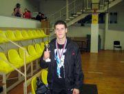 Павел Юдин - победитель турнира