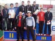 Архив. Участники Чемпионата Красноярского края по кик-боксингу 2008г